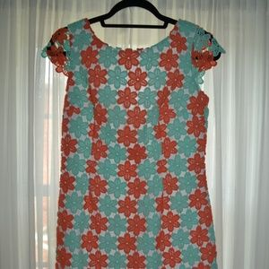 Lace Lilly Pulitzer Dress